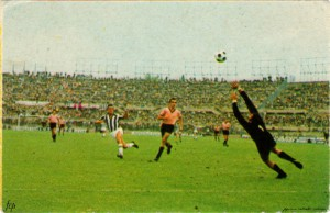 Sagittario Fotocalcio 1969-70 Juventus-Palermo 4-1