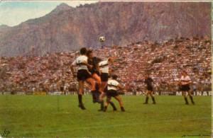 Sagittario Fotocalcio 1969-70 Palermo-Internazionale 1-2
