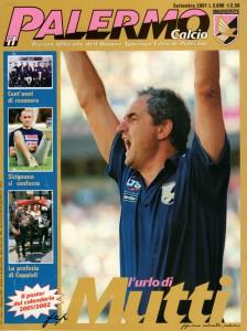 Palermo calcio sett.2001 Mutti