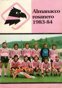 Almanacco rosanero 1983-1984