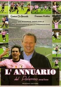 L'Annuario del Palermo 2003-2004