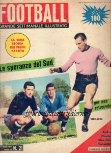 Footaball Grande Settimanale Illustrato Mag.1960