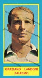 Palermo Calcio 1970-1971 Graziano Landoni
