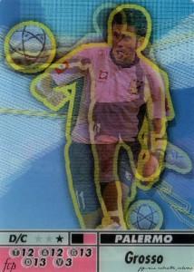 figurine calciatori palermo 2004-2005 animotion Grosso