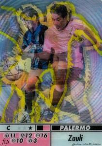 figurine calciatori palermo 2004-2005 animotion Zauli