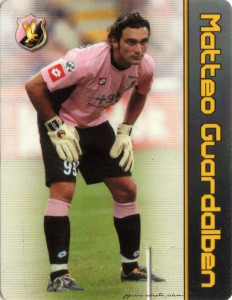figurine calciatori palermo 2004-2005 wk Games Guardalben