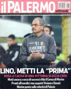 il Palermo settimanale gen.2012