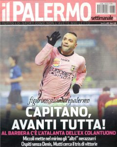 il Palermo settimanale feb. 2012