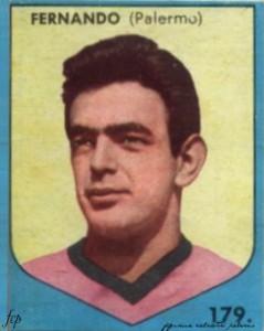Lampo album Sivori 1962-1963 Fernando