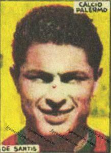 Palermo Calcio 1948-1950 - 1951 Pietro De Santis