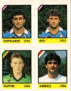 figurine-calciatori-palermo-1990-1991-Pappalardo-Biffi