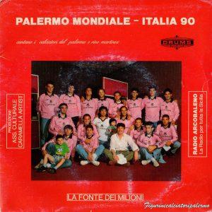 Disco Palermo Mondiale italia 90