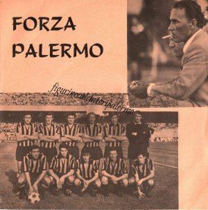La Canzone Forza Palermo cantata da Lucio Guzzo