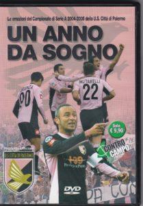 dvd Palermo calcio 2