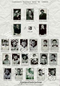 Palermo Calcio 1958-1959