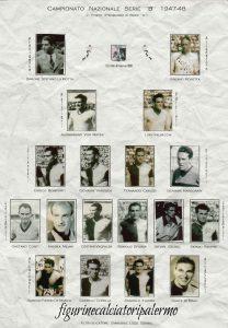Rosa squadra 1947-1948