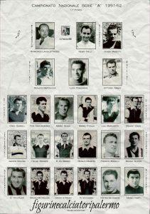 Rosa squadra 1951-1952
