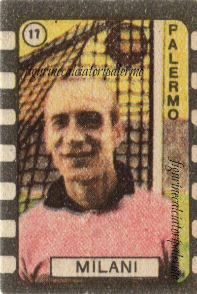 Figurine Cartoccino Milani 1948-1949
