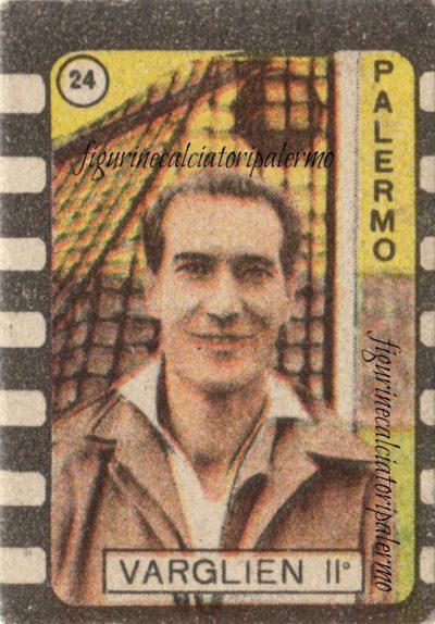 Figurine Cartoccino Varglien II° 1948-1949