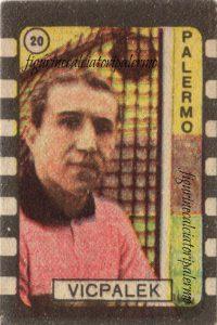 Figurine Cartoccino Vycpalek 1948-1949