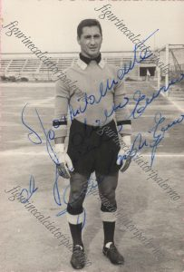 Figurinecalciatoripalermo 1958-1959 e 1960-1961 Ezio Galbiati