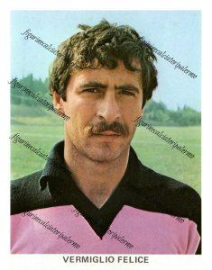 Palermo Calcio 1978-1979 Felice Vermiglio