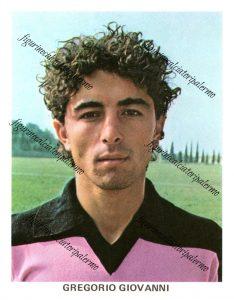 Palermo Calcio 1978-1979 Giovanni Gregorio