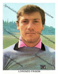 Palermo Calcio 1978-1979 Lorenzo Frison