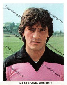 Palermo Calcio 1978-1979 Massimo De Stefanis