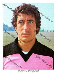 Palermo Calcio 1978-1979 Mauro Di Cicco