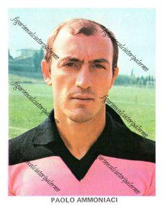 Palermo Calcio 1978-1979 Paolo Ammoniaci