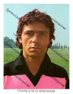 Palermo Calcio 1978-1979 Francesco Brignani
