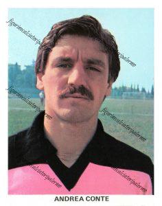 Palermo Calcio 1978-1979 Andrea Conte