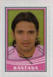 Palermo Calcio 2004-2005 Mario Alberto Santana