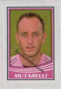 Palermo Calcio 2005-2006 Massimo Mutarelli