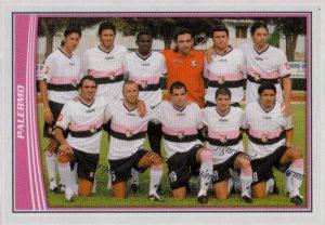 Palermo Calcio 2005-2006 Squadra
