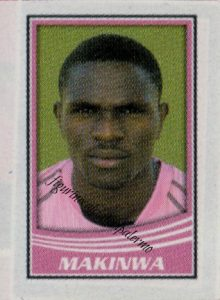Palermo Calcio 2005-2006 Stephen Makinwa