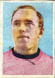 Palermo Calcio assi del calcio 1960-1961 Eugenio Fantini