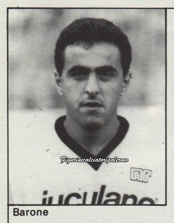 Palermo Calcio 1985-1986 Barone