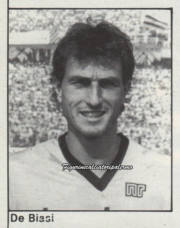 Palermo Calcio 1985-1986 De Biasi