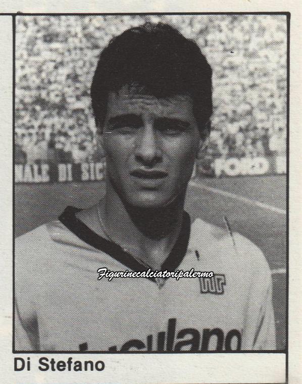 Palermo Calcio 1985-1986 Di Stefano