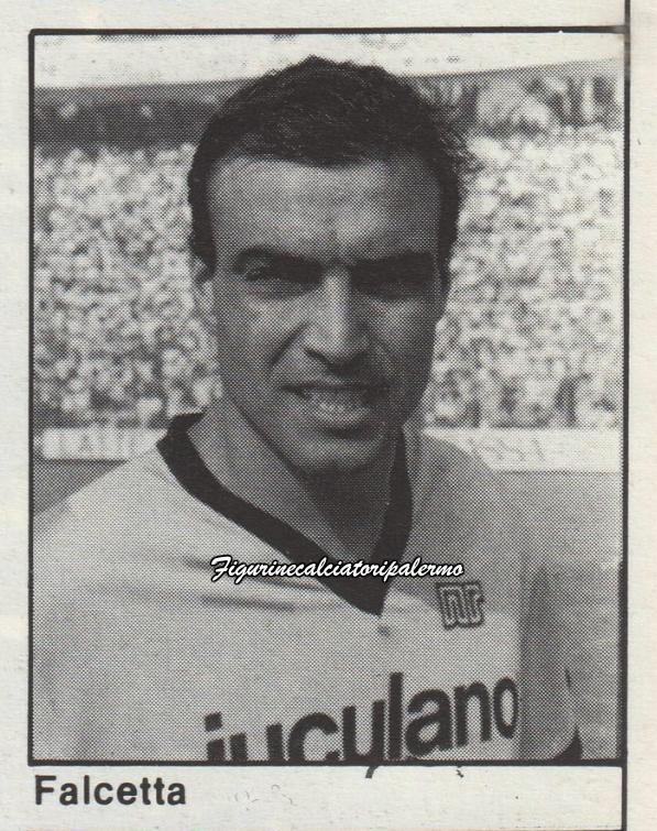 Palermo Calcio 1985-1986 Falcetta
