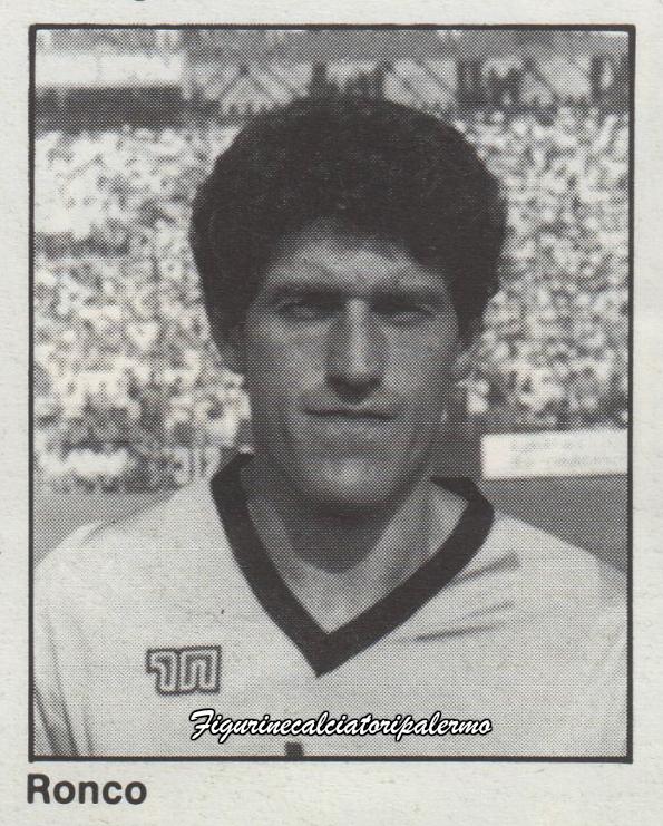 Palermo Calcio 1985-1986 Ronco