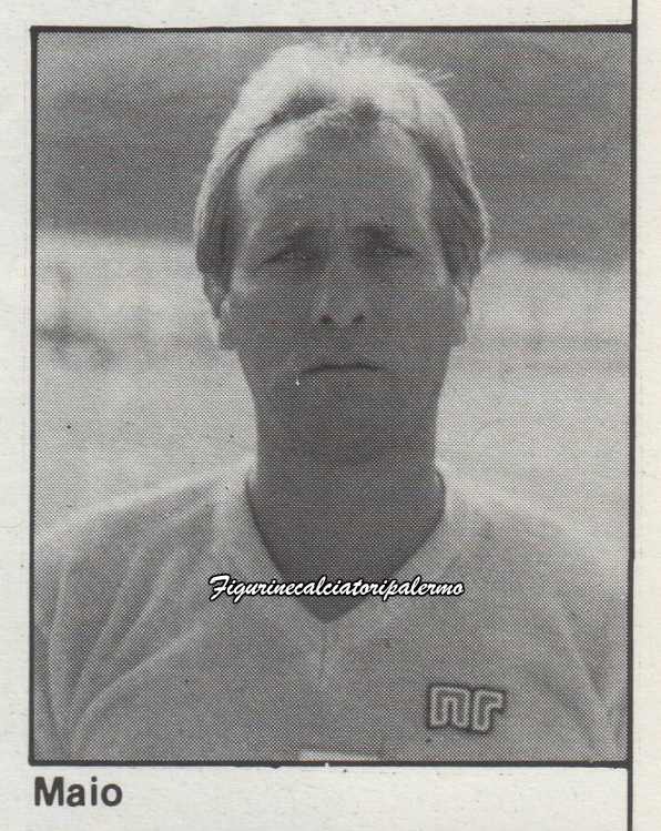 Palermo Calcio 1985-1986 Maio