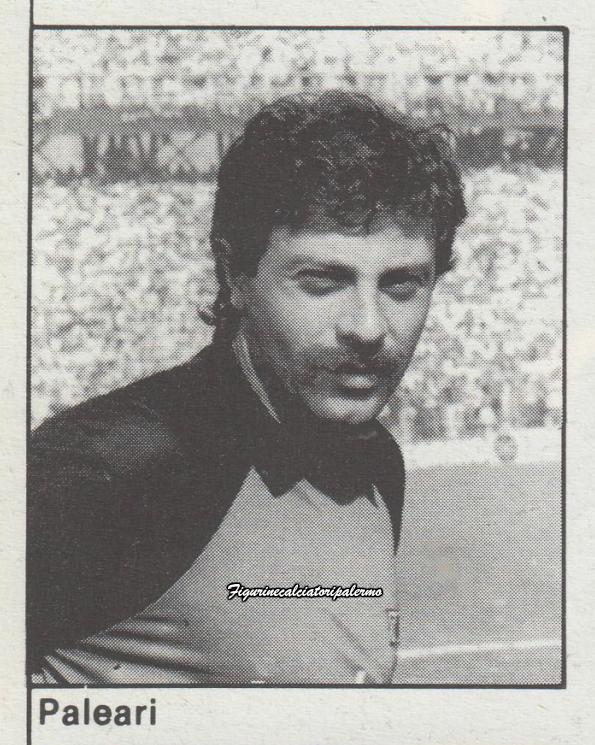Palermo Calcio1985-1986 Paleari