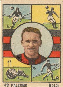 Palermo Calcio1950-1951 Mario Boldi
