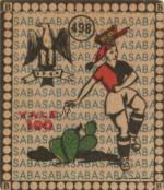 Bea figurine stadio 1948-1949 Scudetto