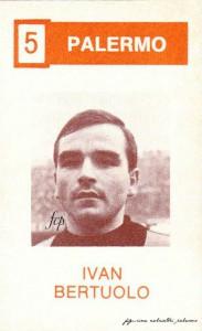 Carte da gioco Nuzzi 1969-1970 Bertuolo
