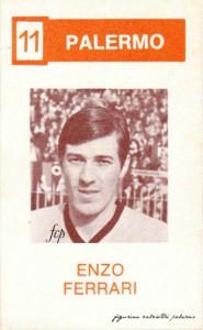 Carte da gioco Nuzzi 1969-1970 Ferrari
