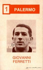 Carte da gioco Nuzzi 1969-1970 Ferretti